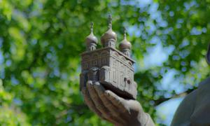 Открытие памятника Трифону Вятскому, trifon-062