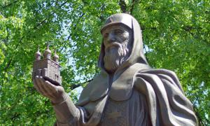 Открытие памятника Трифону Вятскому, trifon-064