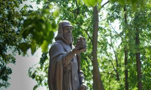 Открытие памятника Трифону Вятскому, trifon-066