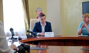 Брифинг для СМИ главы города Кирова, brifbykov-001