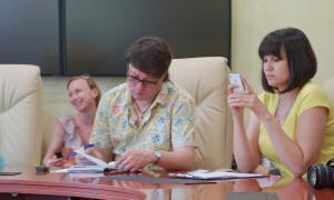 Брифинг для СМИ главы города Кирова, brifbykov-002