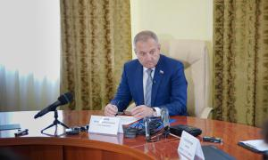 Брифинг для СМИ главы города Кирова, brifbykov-004