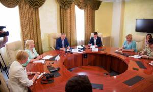 Брифинг для СМИ главы города Кирова, brifbykov-006