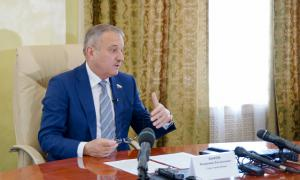 Брифинг для СМИ главы города Кирова, brifbykov-012