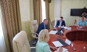 Брифинг для СМИ главы города Кирова, brifbykov-015