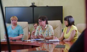 Брифинг для СМИ главы города Кирова, brifbykov-019