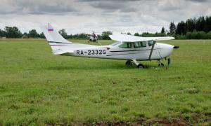 Аэродром Кучаны. Вяткаавиа, vavia-006