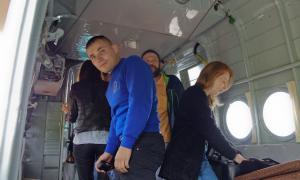 Аэродром Кучаны. Вяткаавиа, vavia-020