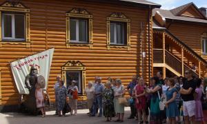 Открытие музея истории Хлынова, 06-21-musey-013
