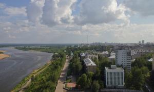 Вид на город с 18-го этажа, vid_18-006