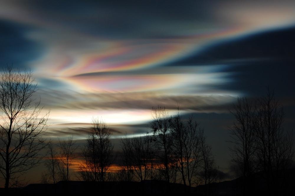 полярные стратосферные облака
