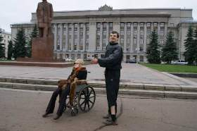 "Акция ""Марш инвалидных колясок"", DSC04145"