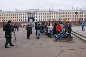 "Акция ""Марш инвалидных колясок"", DSC04172"