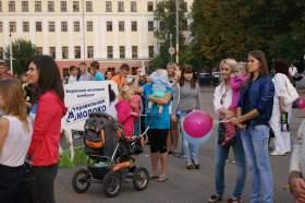 """Презентация """"Первого городского"""" канала и клипа Роднополисы, clip04"""