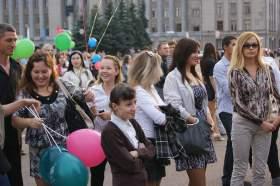 """Презентация """"Первого городского"""" канала и клипа Роднополисы, clip05"""
