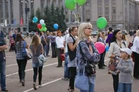 """Презентация """"Первого городского"""" канала и клипа Роднополисы, clip06"""
