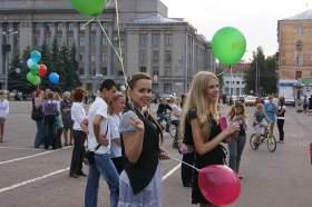 """Презентация """"Первого городского"""" канала и клипа Роднополисы, clip07"""