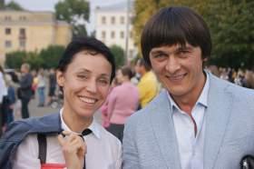 """Презентация """"Первого городского"""" канала и клипа Роднополисы, clip14"""