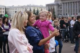 """Презентация """"Первого городского"""" канала и клипа Роднополисы, clip21"""