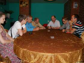 Заседание клуба ФСБ-10