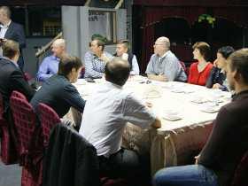 Заседание клуба ФСБ-11