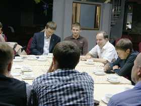 Заседание клуба ФСБ-11, 2
