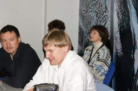 Заседание клуба ФСБ-12