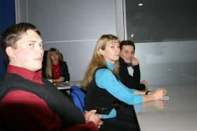 Заседание клуба ФСБ-16,