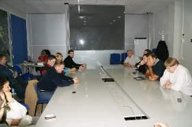 Заседание клуба ФСБ-16
