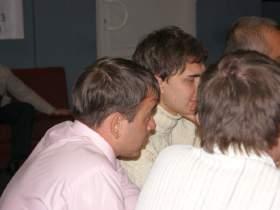 Заседание клуба ФСБ-4