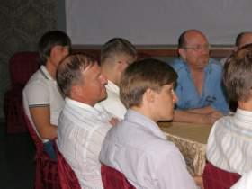 Заседание клуба ФСБ-7