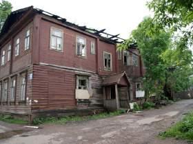 Набережная Грина. Июнь 2011