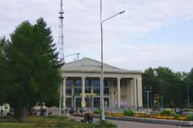 Филармония, телевышка, улица Орловская, osen.001