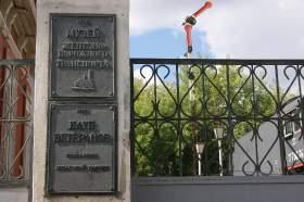 Музей ЖД транспорта. Паровоз, paravos2423