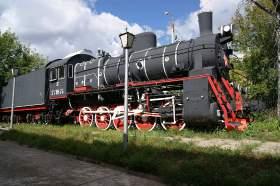 Музей ЖД транспорта. Паровоз, paravos2425