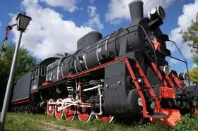 Музей ЖД транспорта. Паровоз, paravos2426