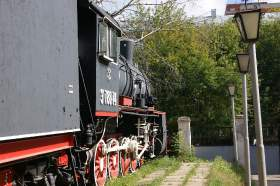 Музей ЖД транспорта. Паровоз, paravos2430