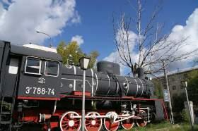 Музей ЖД транспорта. Паровоз, paravos2431