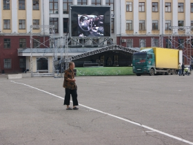 Театральная площадь 11 июня 2011 г.