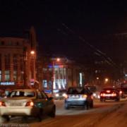 По ул. Ленина от филармонии до ул. Герцена