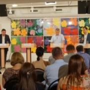 Дебаты кандидатов в губернаторы Кировской области