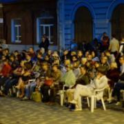 Фестиваль кино под открытым небом